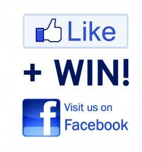 Like, follow and share ons op Facebook en win..........