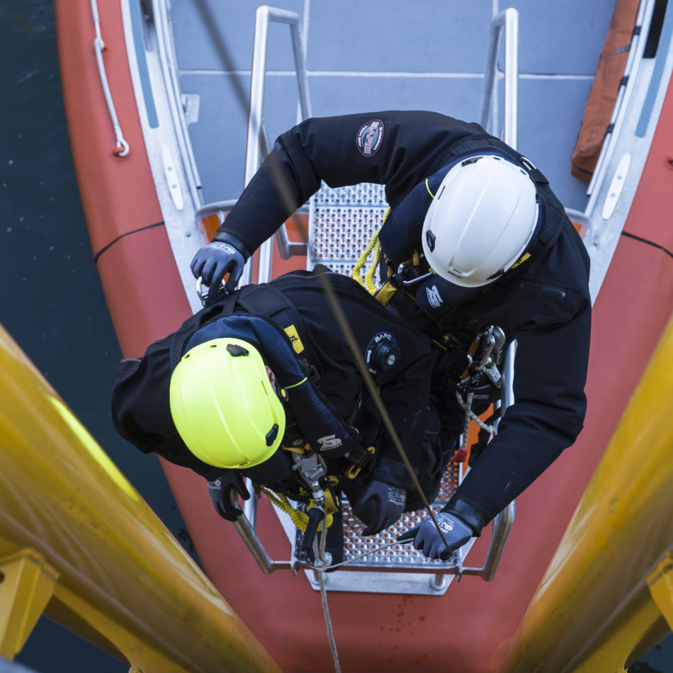 STC-KNRM, Offshore Safety Training Provider
